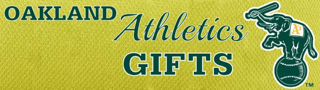Browse our selection of Oakland A's gifts