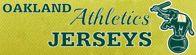 Shop our wide selection of Oakland Athletics Jerseys