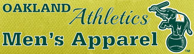 We have a huge selection of Oakland A's Men's clothing