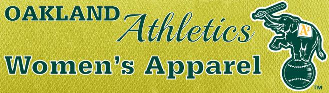 Shop a huge selection of Oakland A's women's clothes