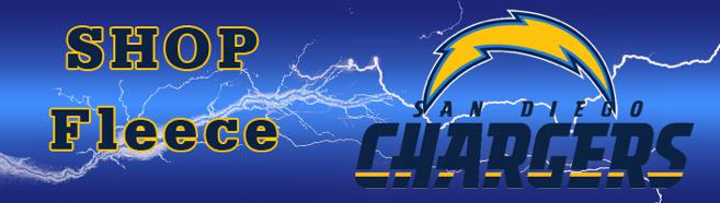 Shop San Diego Chargers fleece Apparel from Sports Fever.