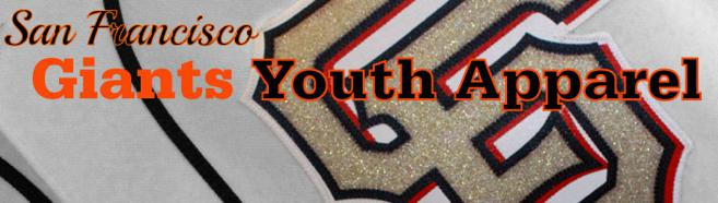 Browse our Best selection of SF Giants youth clothing