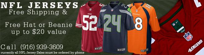 The best officially licensed NFL nike jersey available today from Sports Fever