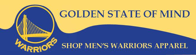 Shop our Wide Selection of Golden State Warriors Men's Apparel