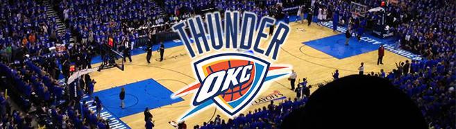 huge discount 50f3e 16a9c Oklahoma City Thunder Merchandise. Hats, T-Shirts, Hoodies ...