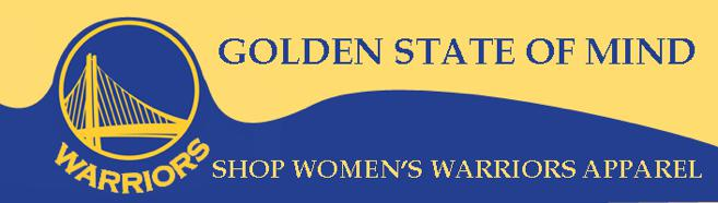 We off the very best in Golden State Warriors Women's Apparel